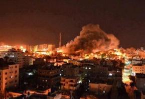 Gaza. 2014.