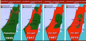 Israhell eating Palestine